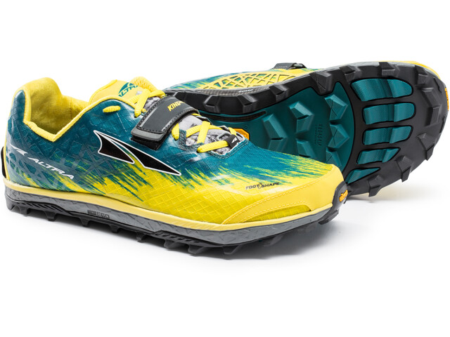 Altra King MT 1.5 Zapatillas Trail Running Hombre, yellow